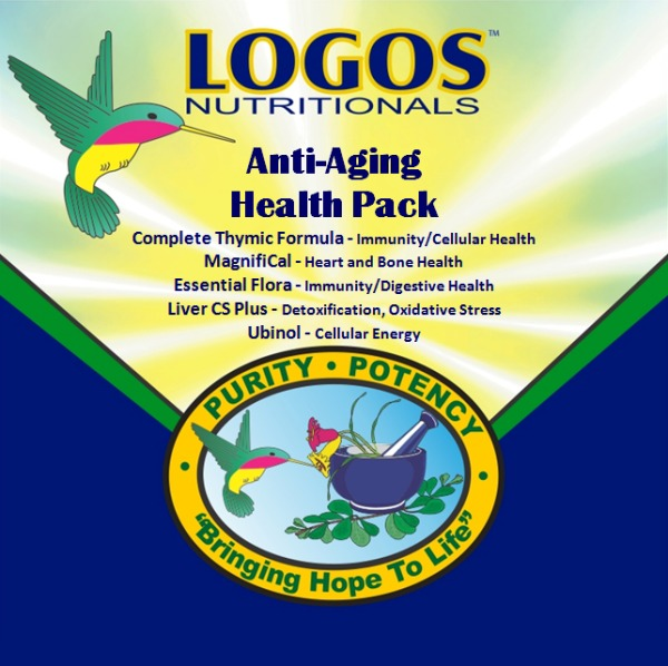 Anti-aging Products / Anti-aging Program / Longevity / Quality of Life | Logos Nutritionals
