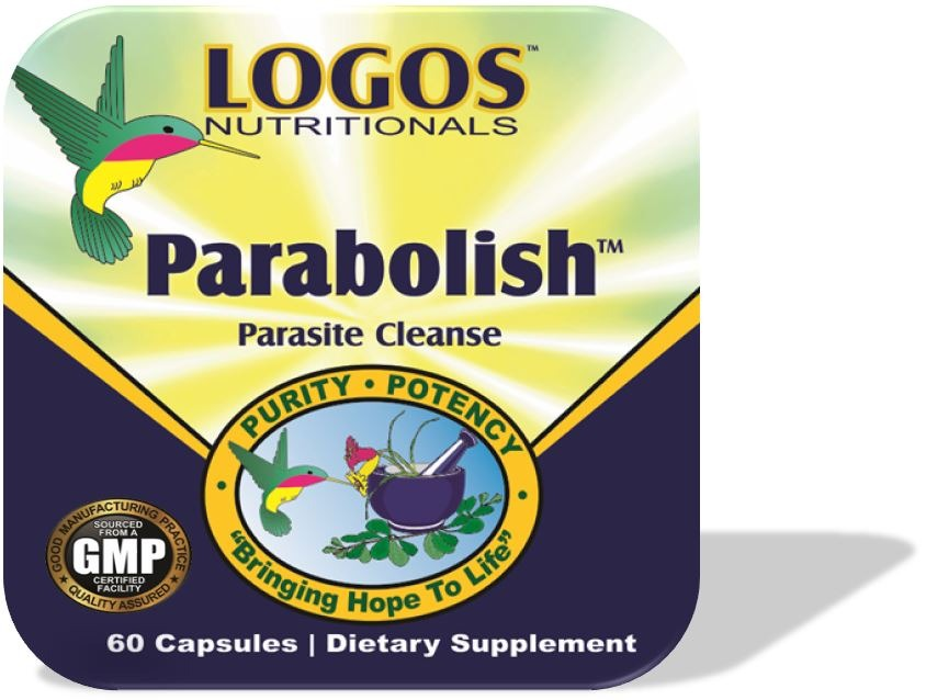 Body Cleanse / Remove Parasites / Natural Parasite Cleanse   Parabolish from Logos Nutritionals