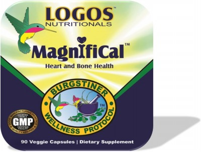 Bone Density / Bone Growth / Bone Health / Heart Health / Calcium / Magnesium | MagnifiCal from Logos Nutritionals