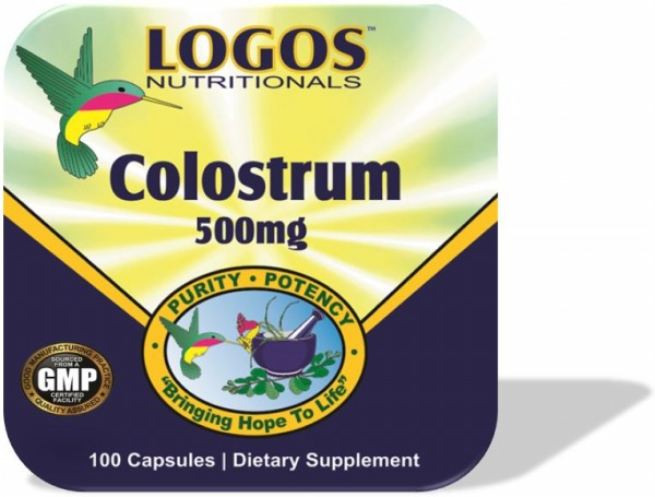 Colostrum / Boost Immunity | Colostrum by Logos Nutritionals