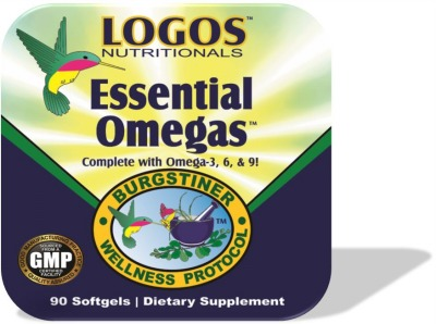 Omega Three Fats / Improve Memory / Brain Power / Reduce Cholesterol | Essential Omegas from Logos Nutritionals