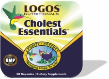 Lower Cholesterol / Lower Triglycerides / Avoid Statins Side Effects | Cholest Essentials from Logos Nutritionals