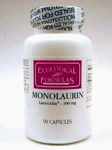 Natural Treatment / Bacterial Infection / Fungal Infection / Viral Infection | Monolaurin from Logos Nutritionals