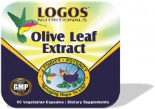 Olive Leaf Extract / Natural Antibiotic / Immune Support   Olive Leaf Extract by Logos Nutritionals