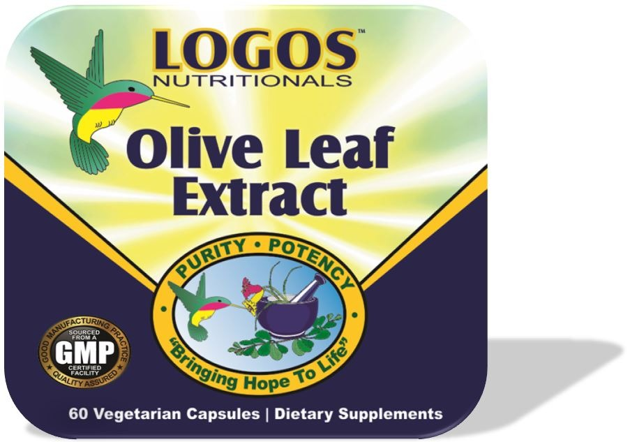 Olive Leaf Extract / Natural Antibiotic / Immune Support | Olive Leaf Extract by Logos Nutritionals