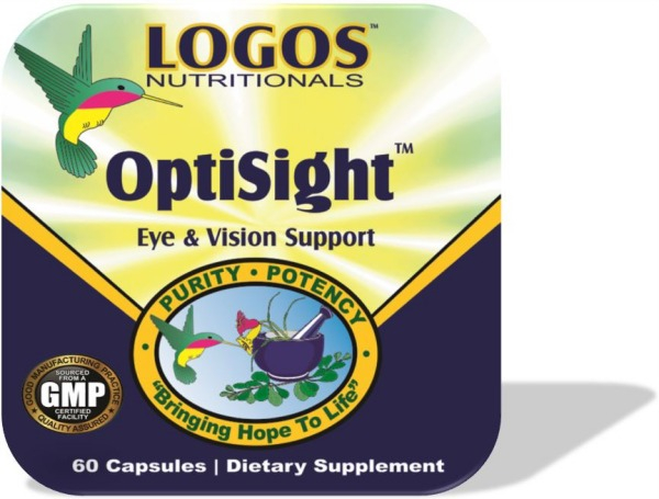 Healthy Eyes / Vision Support / Clear Vision | OptiSight Rx by Logos Nutritionals
