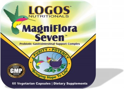 Probiotic Supplements / Probiotics Supplements / Immune System Support | MagniFlora Seven from Logos Nutritionals
